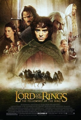 The Lord of the Rings : The Fellowship of the Ring (2001) อภินิหารแหวนครองพิภพ